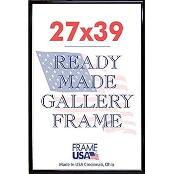Amazon.com: 27x39 Foamcore Poster Frame (Black): Posters & Prints