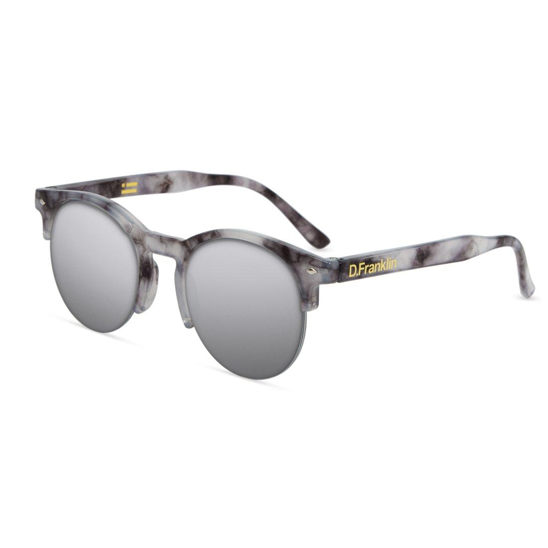 D. Franklin America Gafas de Sol, Marmol, 50 Unisex: Amazon ...