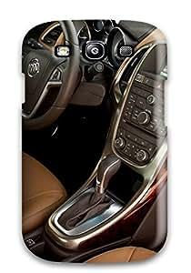 High Grade ZippyDoritEduard Flexible Tpu Case For Galaxy S3 - Buick Verano Dashboard Orange