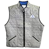 Best Cooling Vests - TechNiche International Women's Deluxe Sport Vest, X-Large, Silver Review