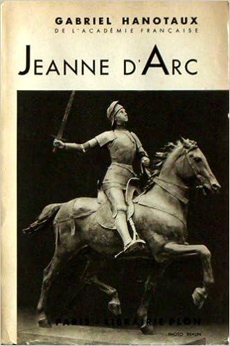 En ligne téléchargement gratuit Jeanne d'Arc, La Pucelle d'Orléans pdf