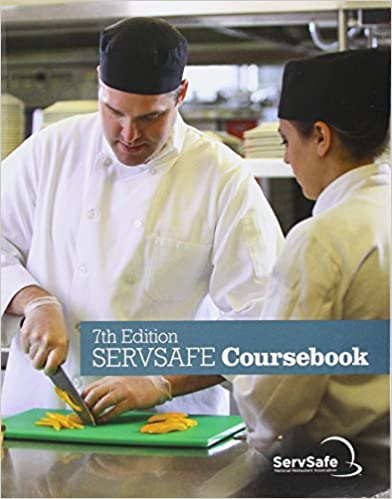 ServSafe Coursebook 7th Edition National Restaurant