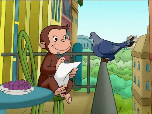 (Curious George's Home for Pigeons/Out of Order)