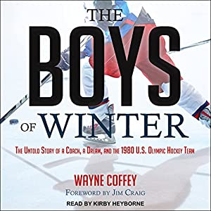 The Boys of Winter Audiobook