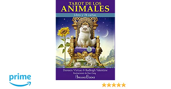 Tarot de los animales. Libro y 78 cartas: Amazon.es: Doreen ...