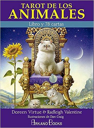 Tarot de los animales: Doreen / Valentine, Radleigh Virtue ...