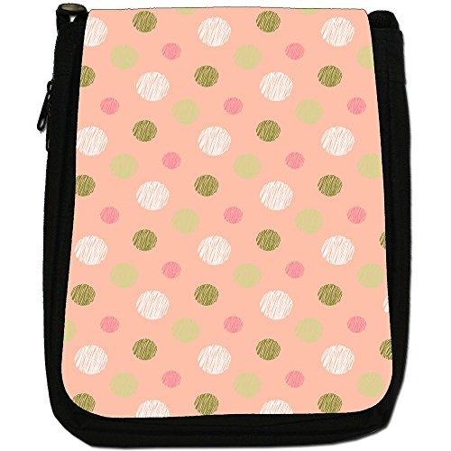 L'épaule Dots amp; Porter Snuggle Pour Femme A Green White Sac Fancy À Pink wc1076TT