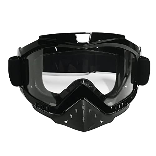 9d1244c838f4 Top 10 Best Motorcycle Goggles Of 2019 Reviews   Buying Guide