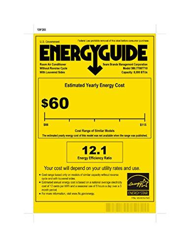 Kenmore 77087 Smart 8,000 BTU Air Conditioner Deals, Coupons & Reviews