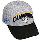 Same cap worn by the players on-court after becoming the 2017 SEC Basketball Tournament Champions! You love to boast your Wildcat pride, so grab this cool SEC 2017 Men�s Basketball Champions adjustable cap from Top of the World. This top qual...