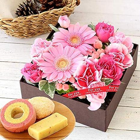 誕生日プレゼント 花