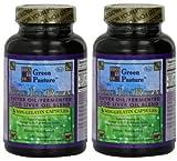 Blue Ice Royal Butter Oil / Fermented Cod Liver Oil Blend (240 Capsules) ''2 bottles of 120 capsules''