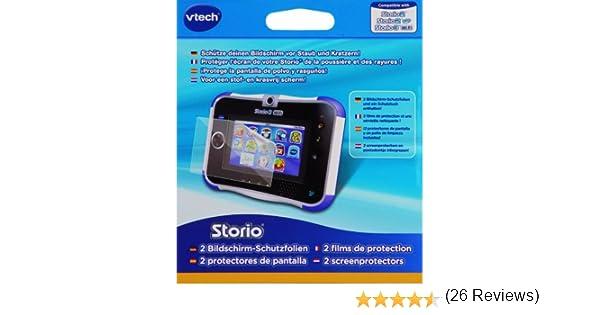 Amazon.es: VTech- Protector de Pantalla para Storio (3480-211549)