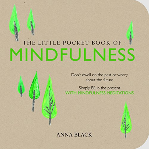 Books : The Little Pocket Book of Mindfulness: Don't dwell on the past or worry about the future, simply BE in the present with mindfulness meditations