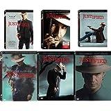 Justified dvd season 1-6