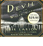 img - for The Devil in the White City : Murder, Magic, and Madness at the Fair That Changed America(CD-Audio) - 2005 Edition book / textbook / text book