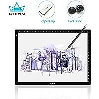 Huion LA3 Portable USB LED Tracing Light Box Dimmable Brightness Tatto Light Pad