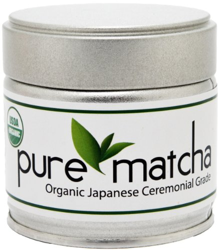 Pure Matcha Organic Ceremonial Grade product image