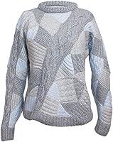Alejandra Alonso Rojas Sandra Patchwork Sweater