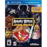 Brand New Activision Blizzard Inc Angry Birds Star Wars Ps Vita