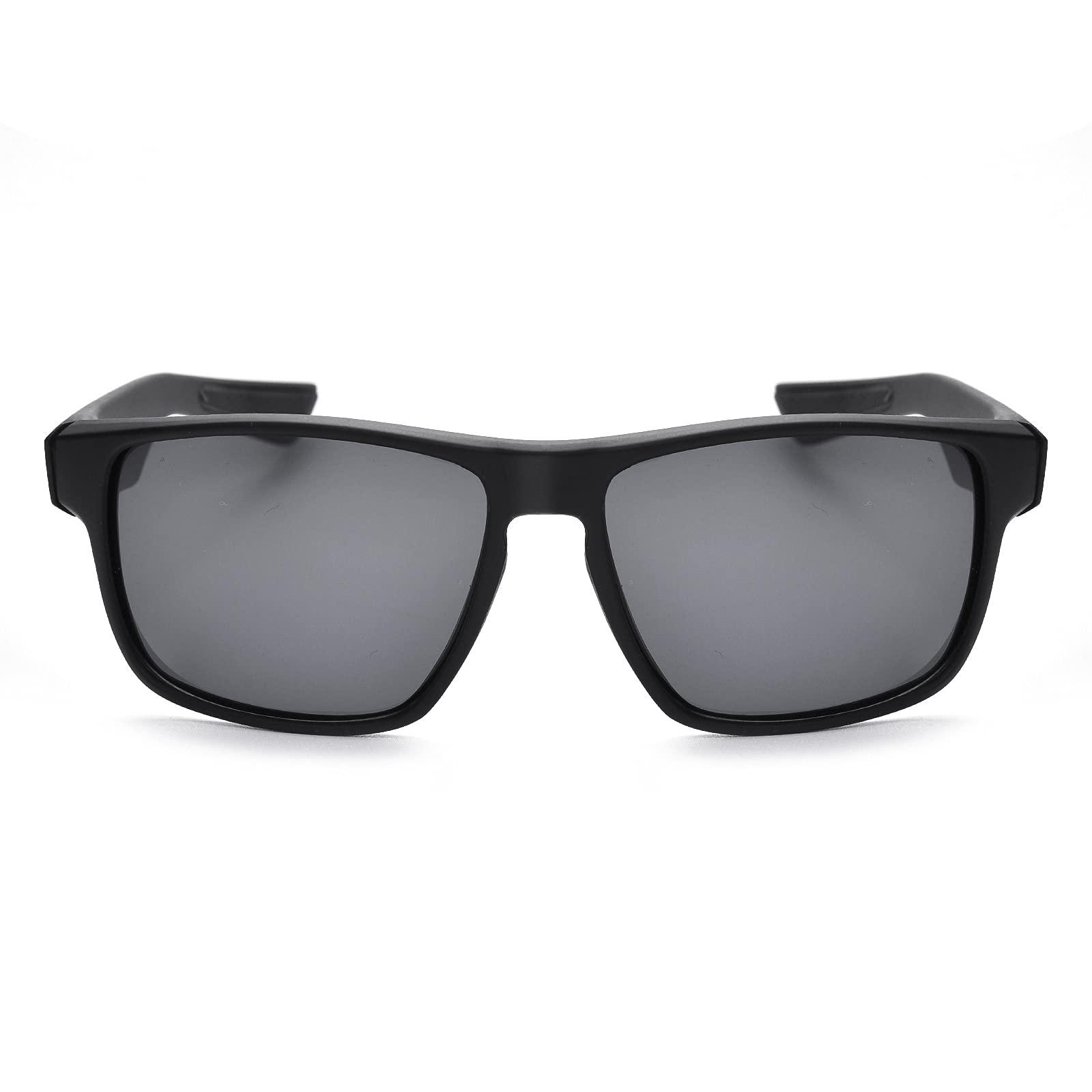 BAFAT Polarized Sunglasses for Men and Women TR90 Uv400 Rectangular Sun Glasses