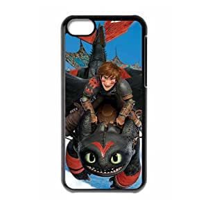 How To Train Your Dragon Plastic Protective Case Slim Fit for iPhone 5C