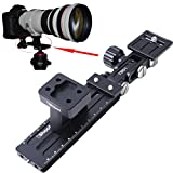 Lens Support Collar Foot Tripod Mount Ring Stand Base+ Camera Quick Release Plate + Long Focus Lens Holder for Canon EF 300mm f/2.8L IS II USM, EF 400mm f/2.8L IS II USM