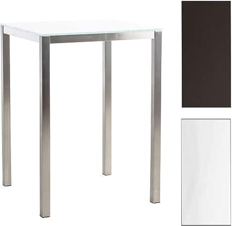 Clp Table Alfie En Acier Affine Table D Appoint Carree 80 X 80 Cm