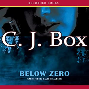 Below Zero Audiobook
