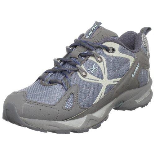Hi-Tec Women's V-Lite Nighthawk HPI Shoe,Flint/Grey/Dawn,9.5 M US