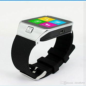 Reloj inteligente con función de teléfono móvil MP3 Spotify ...