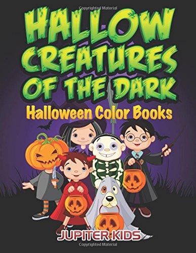 Creature Halloween Mask (Hallow Creatures Of The Dark: Halloween Color)