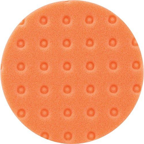 "Makita T-02674 5-1/2"" Hook & Loop Foam Polishing Pad, Orange"