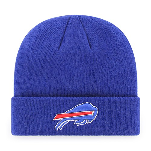 Nfl Buffalo Bills Ots Raised Cuff Knit Cap  Royal  One Size