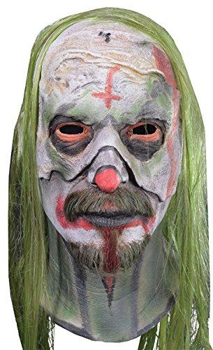[Rob Zombie's 31 Psycho Mask] (Rob Zombie Halloween Masks)