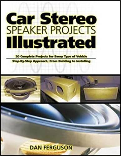 Car Stereo Speaker Projects Illustrated Tab Electronics Technical