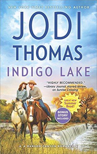 Indigo Lake: A Small-Town Texas Cowboy Romance Winter's Camp (Ransom Canyon)