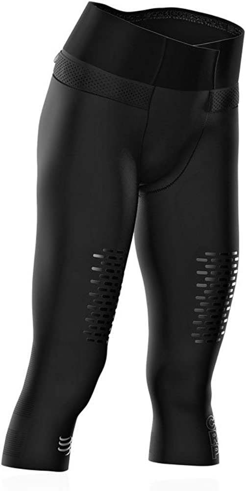COMPRESSPORT Pantalone W Trail 3//4 UND Cont
