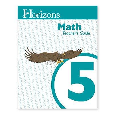 Horizons Math 5 Teacher's Guide