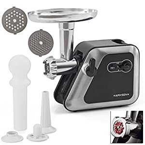 DELLA 003-PT-30179 2000W Electric Meat Grinder – I like my meat grinder