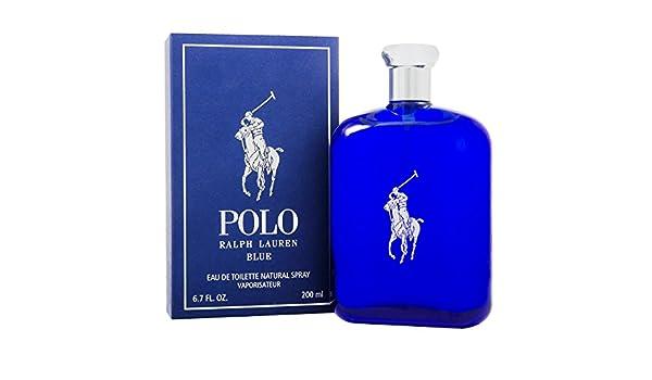 Nueva versión de Ralph Lauren lote de color azul para hombre de la ...