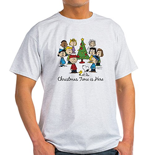 a40b32c5674 Jual CafePress The Peanuts Gang  Christmas is Here Cotton T-Shirt ...