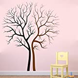 EMIRACLEZE Christmas Gift Couples Lovers Tree Forever Removable Mural Wall Stickers Wall Decal
