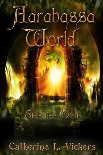 Book: Aarabassa World - Series One by Catherine L. Vickers