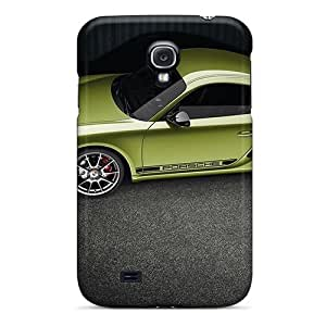 Ideal Mialisabblake Case Cover For Galaxy S4(porsche Cayman R 2011), Protective Stylish Case