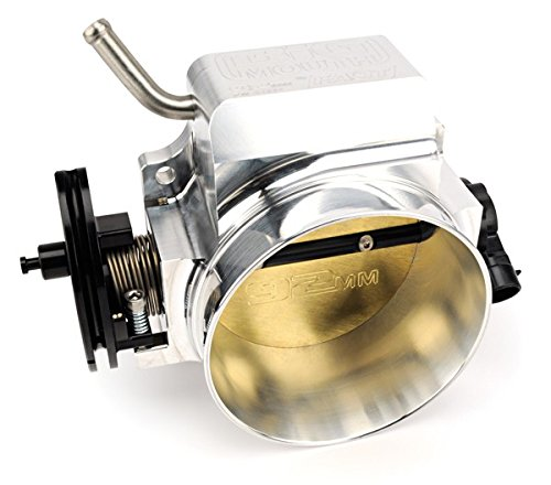 Fast 54095 92mm Big Mouth Throttle Body with TPS for LS (Big Throttle Body)
