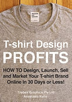 T shirt design profits how to design launch sell and for Selling t shirt designs