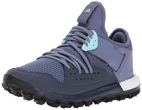 adidas Performance Womens Response TR W Trail Runner Super Purple/White/Energy Aqua