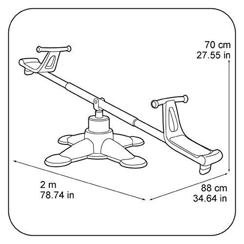 Amazon.com: Feber Twister - Sierra de vaivén: Toys & Games