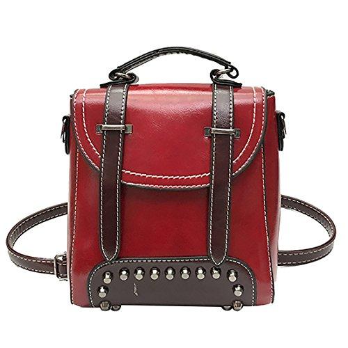 HT School Backpack - Bolso mochila  para mujer negro